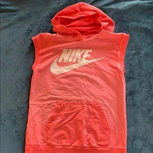 Nike Sleeveless Hoodie, M